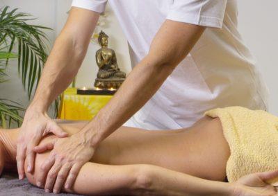 Klasická masáž